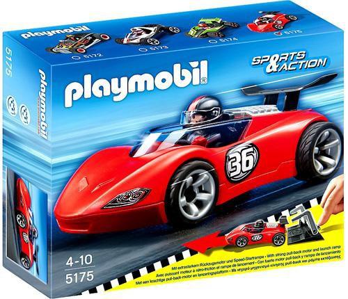 Playmobil Sports & Action Sports Car Set #5175