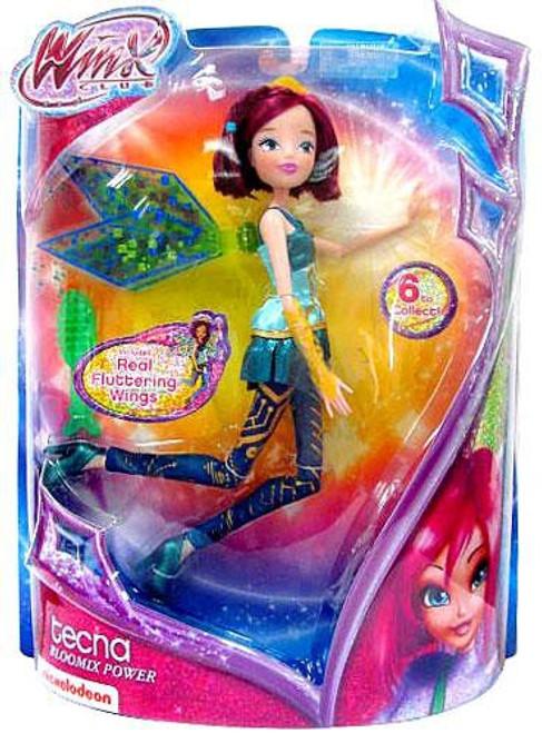 Winx Club Tecna Exclusive 11.5-Inch Doll [Bloomix Power]