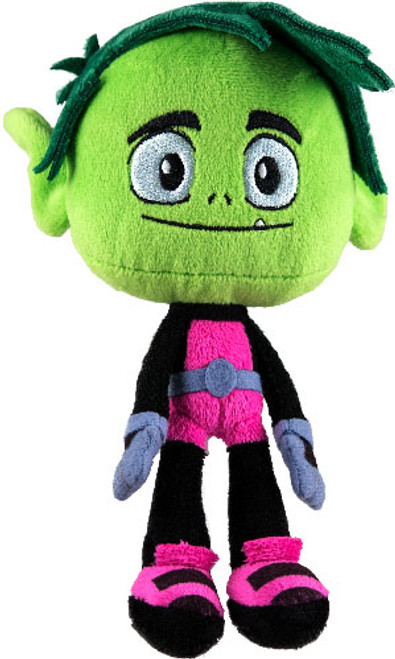 Teen Titans Go! Beast Boy 7-Inch Plush Figure
