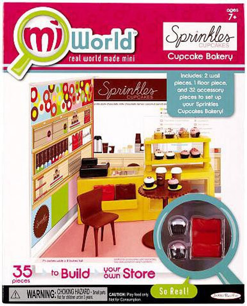 MiWorld Sprinkles Cupcake Bakery Playset