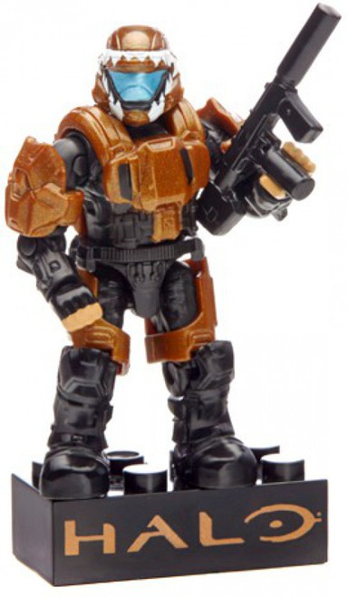 Mega Bloks Halo Metallic ODST Drop Pod Set #97353
