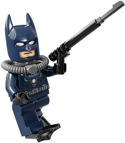 LEGO DC Universe Super Heroes Underwater Attack Batman Minifigure [Loose]