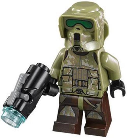 LEGO Star Wars Kashyyyk 41st Elite Corps Trooper Minifigure [Loose]
