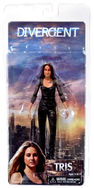 NECA Divergent Tris Action Figure