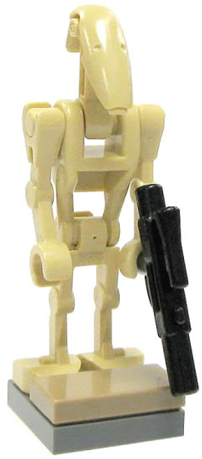 LEGO Star Wars B-1 Battle Droid Minifigure [Loose]