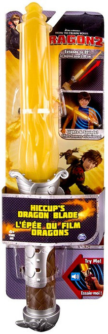 How to Train Your Dragon 2 Hiccup's Dragon Blade Roleplay Toy