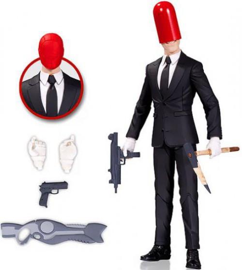 DC Batman Designer Greg Capullo Series 2 Red Hood Action Figure #5