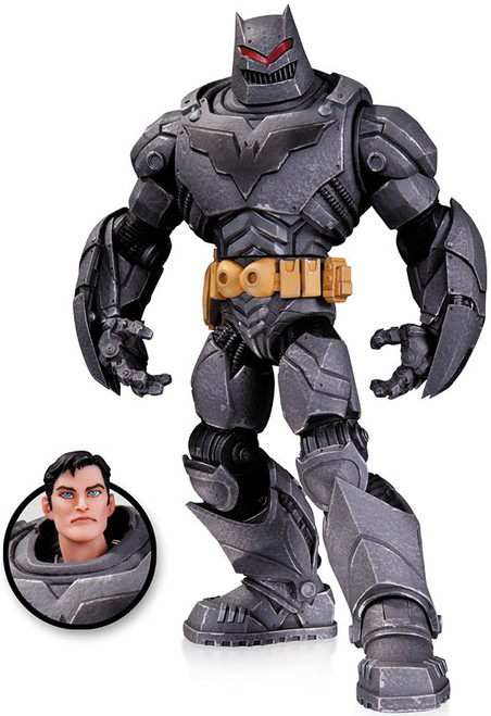 DC Designer Greg Capullo Series 2 Thrasher Suit Batman Deluxe Action Figure #8