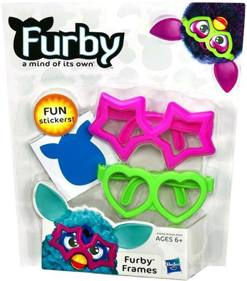 Furby Frames Accessory [Pink & Green]
