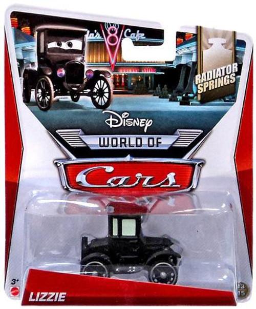 Disney / Pixar Cars The World of Cars Series 2 Lizzie Diecast Car