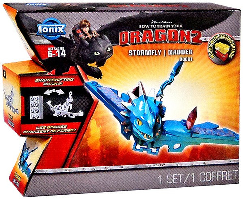 How to Train Your Dragon 2 Ionix Stormfly Nadder #20003