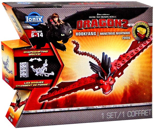 How to Train Your Dragon 2 Ionix Hookfang Monstrous Nightmare #20006