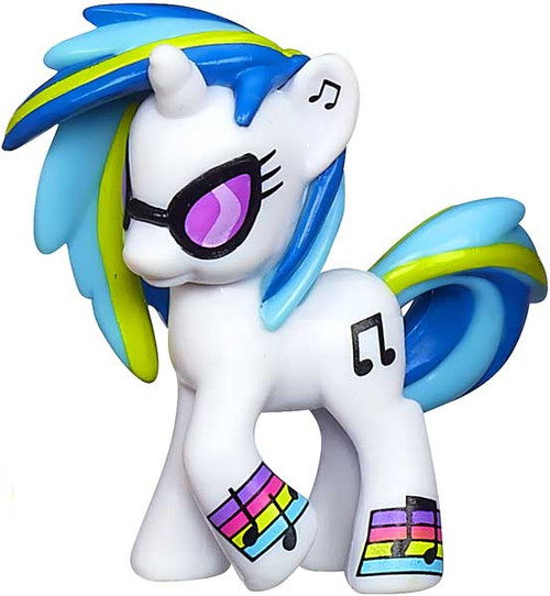 My Little Pony Friendship is Magic 2 Inch Rainbowfied DJ Pon-3 PVC Figure