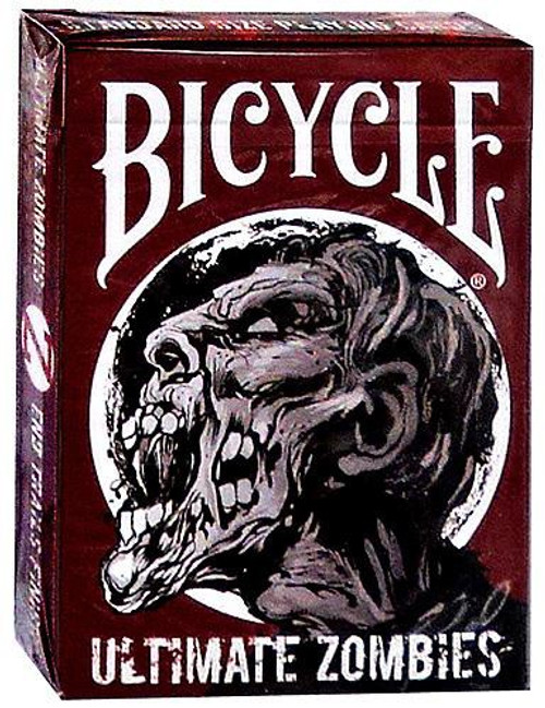 Bicycle Ultimate Zombies Playing Card Deck