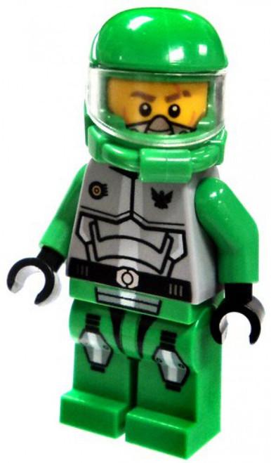 LEGO Galaxy Squad Chuck Stonebreaker Minifigure