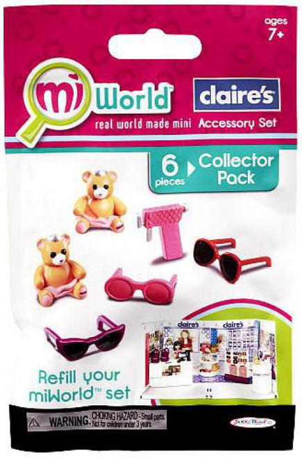 MiWorld Claire's Accessory Set Collector Pack [Sunglasses]