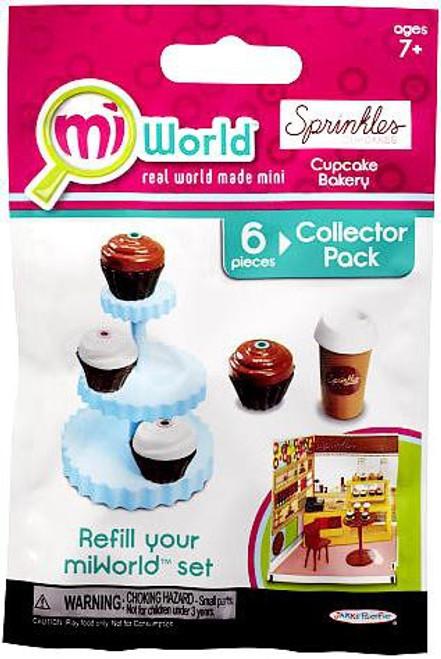 MiWorld Sprinkles Cupcake Bakery Collector Pack [Cupcake Tower]