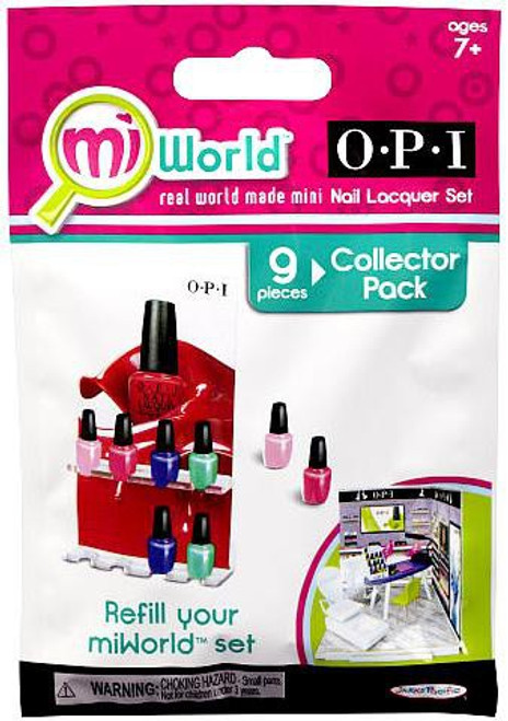 MiWorld OPI Nail Lacquer Set Collector Pack