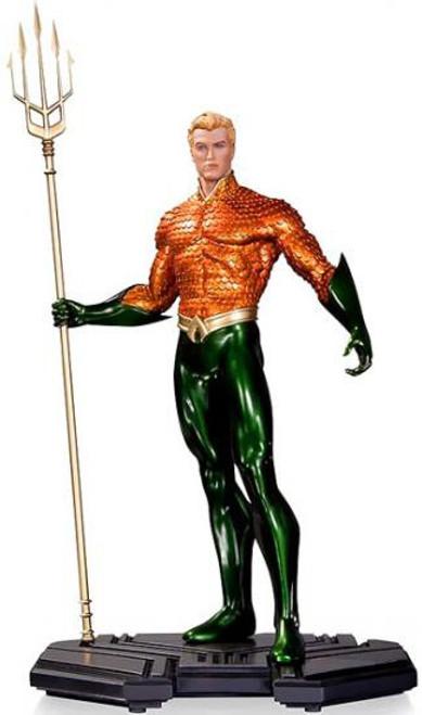 DC The New 52 Aquaman Statue
