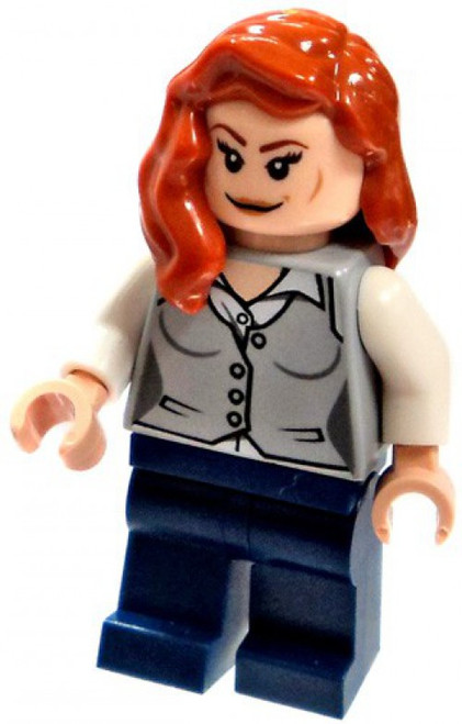 LEGO DC Universe Super Heroes Lois Lane Minifigure [Loose]