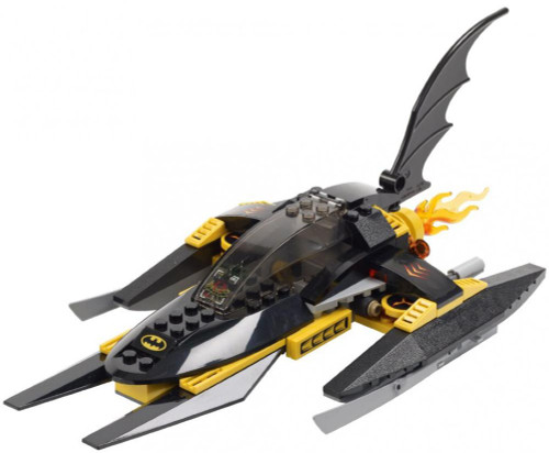 LEGO DC Universe Super Heroes Batboat Loose Vehicle [Loose]