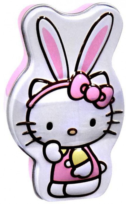 Hello Kitty Sweet Speckled Candy Eggs 1 Ounce Candy Tin