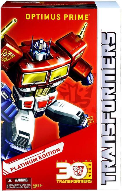 Transformers Platinum Edition Optimus Prime Action Figure