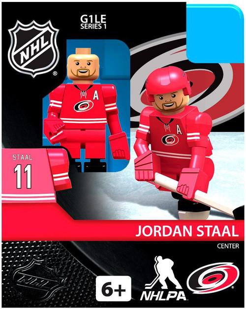 Carolina Hurricanes NHL Generation 1 Series 1 Jordan Staal Minifigure