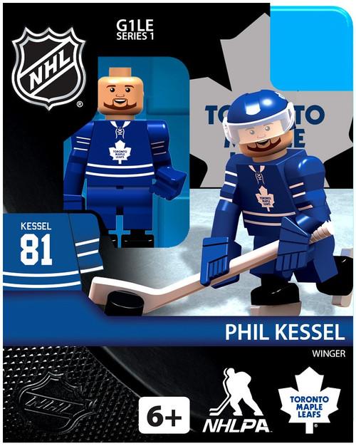 Toronto Maple Leafs NHL Generation 1 Series 1 Phil Kessel Minifigure