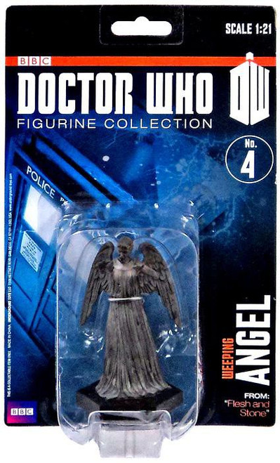 Doctor Who Figure Collection Weeping Angel Collectible Figure #4