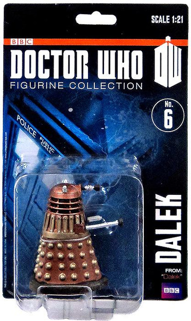 Doctor Who Figure Collection Dalek Collectible Figure #6