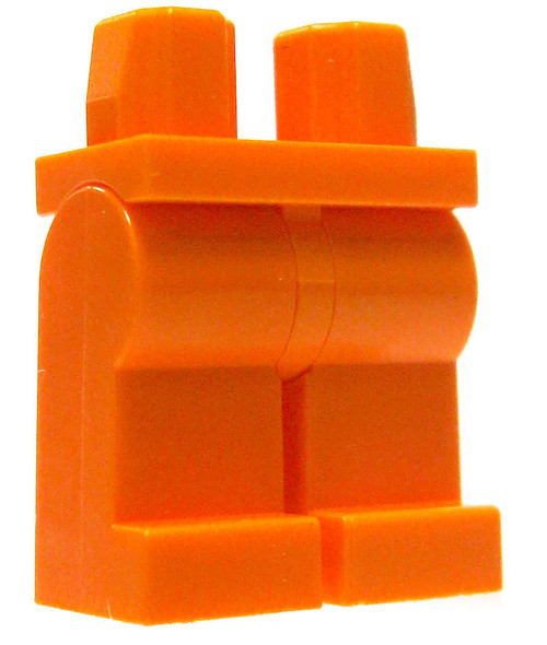 LEGO Orange Loose Legs [Loose]
