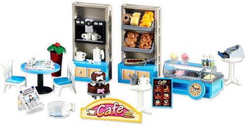 Playmobil Mall Cafe Set #6334
