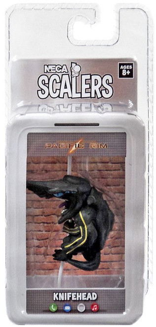 NECA Pacific Rim Scalers Series 2 Knifehead Mini Figure