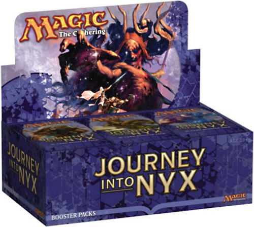 MtG Trading Card Game Journey into Nyx Booster Box [36 Packs]