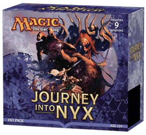 MtG Trading Card Game Journey into Nyx Fat Pack