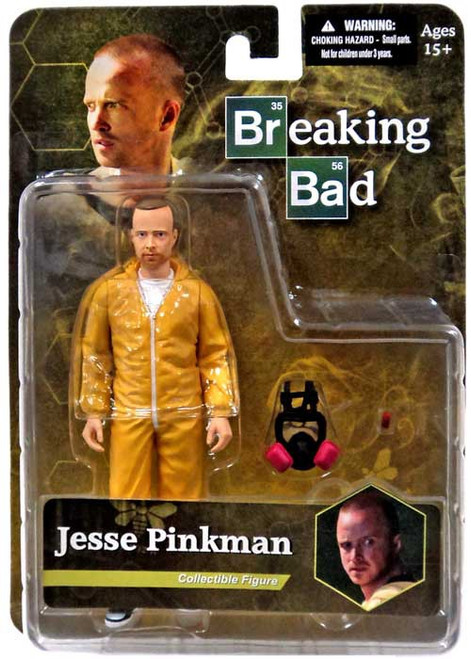 Breaking Bad Jesse Pinkman [Yellow Hazmat Suit]