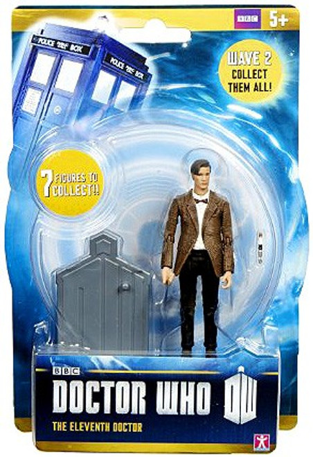 Doctor Who Wave 2 The Eleventh Doctor Action Figure