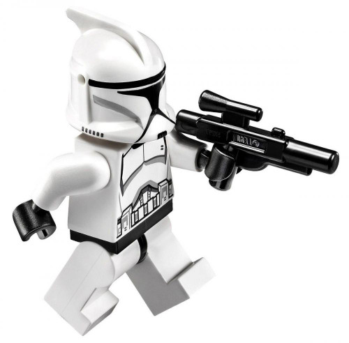 LEGO Star Wars The Clone Wars Clone Trooper Minifigure [Episode II Loose]