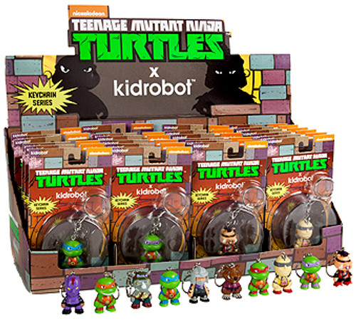 Keychain Series Teenage Mutant Ninja Turtles Keychain Box