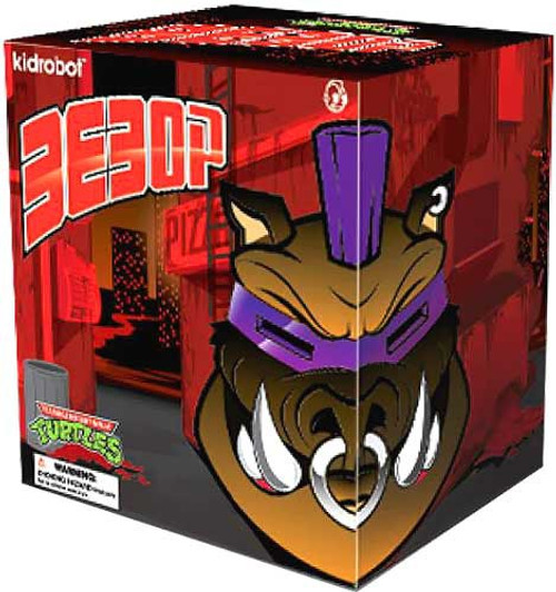 Teenage Mutant Ninja Turtles Bebop 7-Inch Vinyl Figure