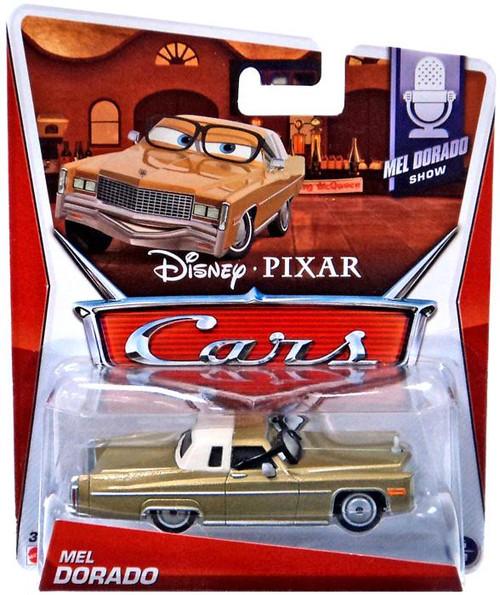 Disney / Pixar Cars Mel Dorado Diecast Car #5