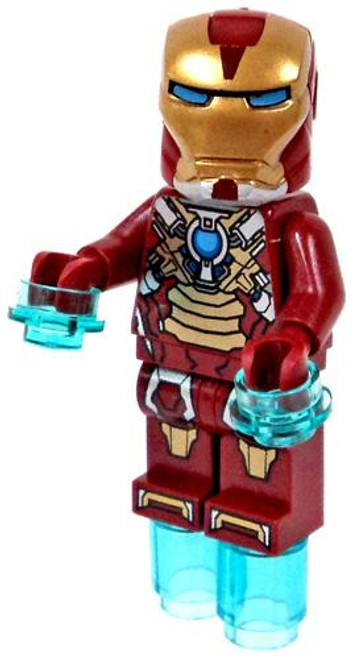 LEGO Marvel Super Heroes Iron Man Mark XVII Minifigure [Heart Breaker Armor Loose]
