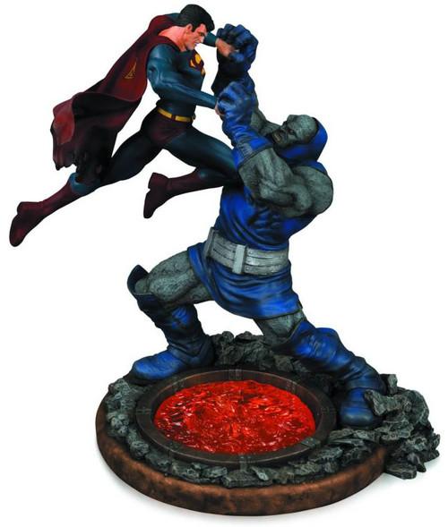 DC Superman vs. Darkseid 12.5-Inch Statue [2nd Edition]