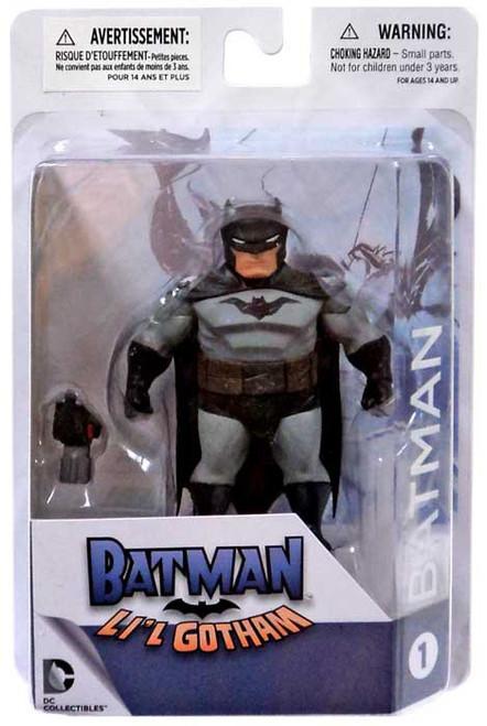 DC Lil Gotham Batman Mini Figure