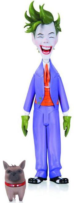 DC Batman Lil Gotham The Joker Mini Figure