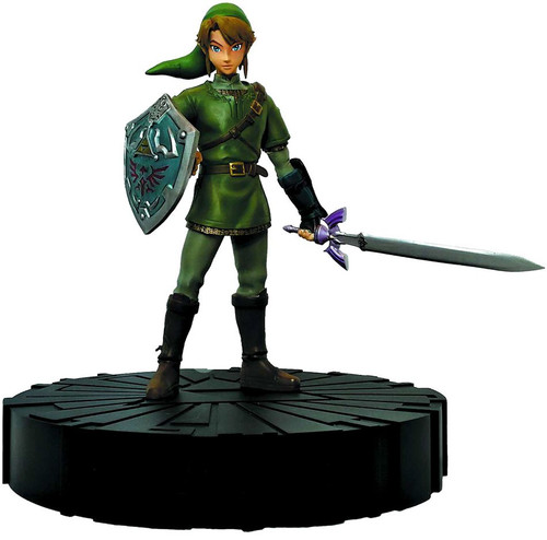 The Legend of Zelda Twilight Princess Link Statue