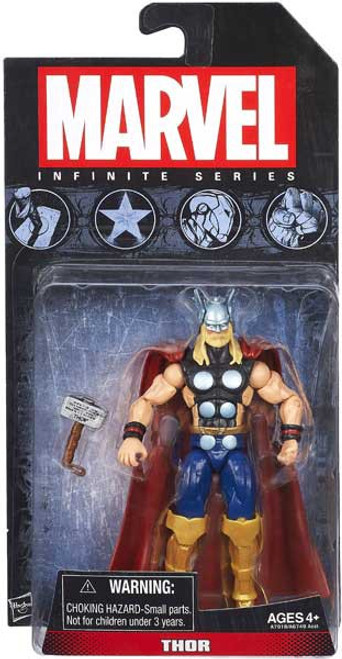 Marvel Avengers Infinite Series 2 Thor Action Figure