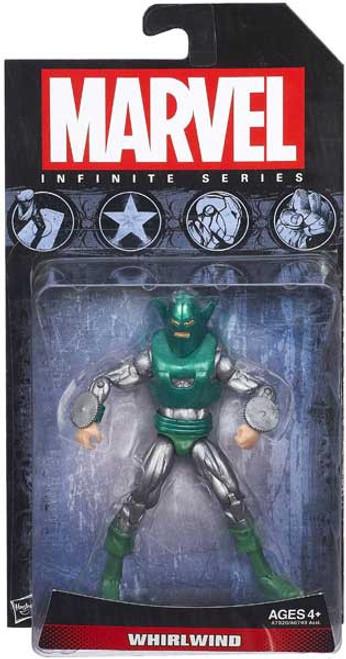 Marvel Avengers Infinite Series 2 Whirlwind Action Figure