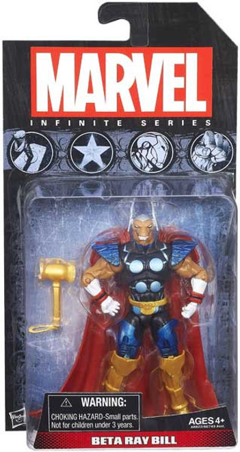 Marvel Avengers Infinite Series 2 Beta Ray Bill Action Figure